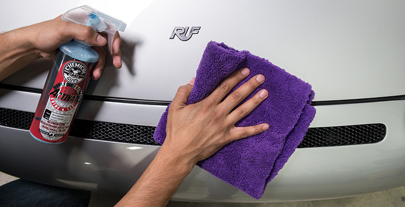 Chemical Guys Activate Instant Wet Shine Waxworx Car