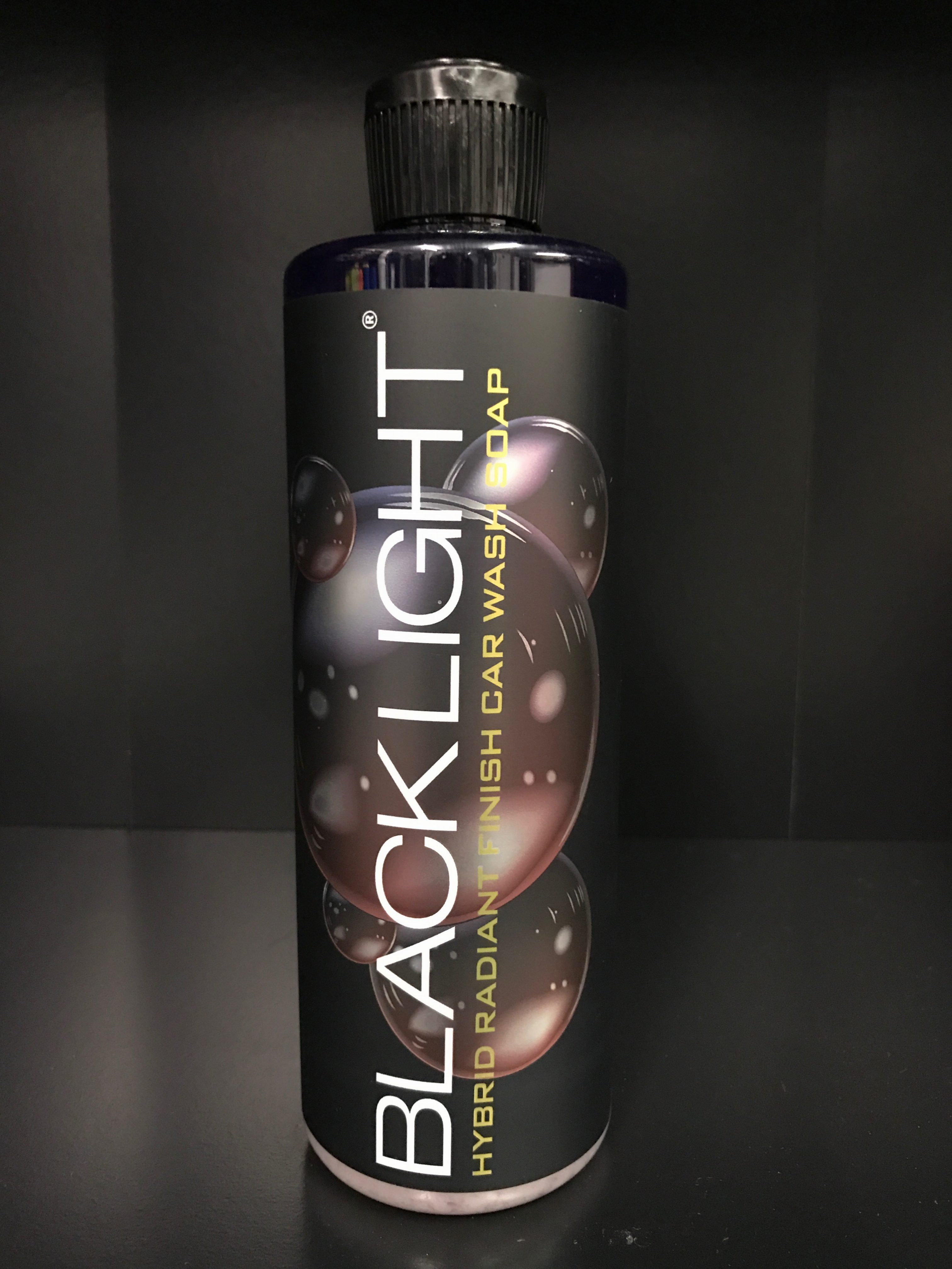 chemical guys black light shampoo 16oz waxworx car care. Black Bedroom Furniture Sets. Home Design Ideas
