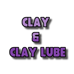 Detailing Clay & Lube