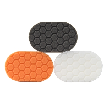 Chemical Guys Hex-Logic Hand Polishing Applicator Pads – 3 Pack